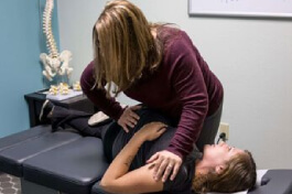Chiropratic care at inner strength